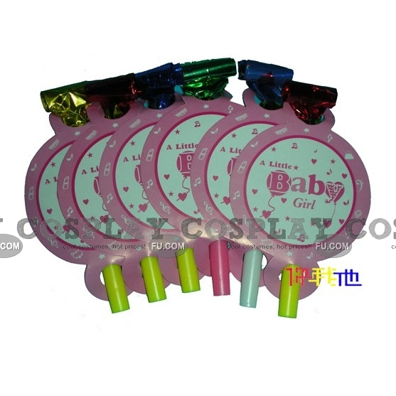 Party Horn Blowers Косплей (10)