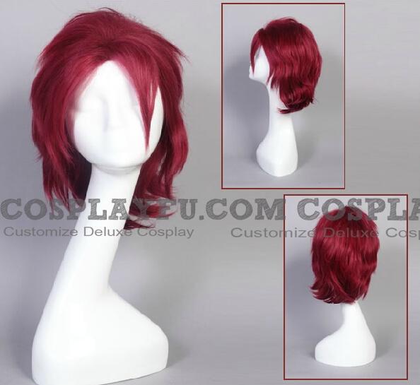 Pegasus Wig from Saint Seiya