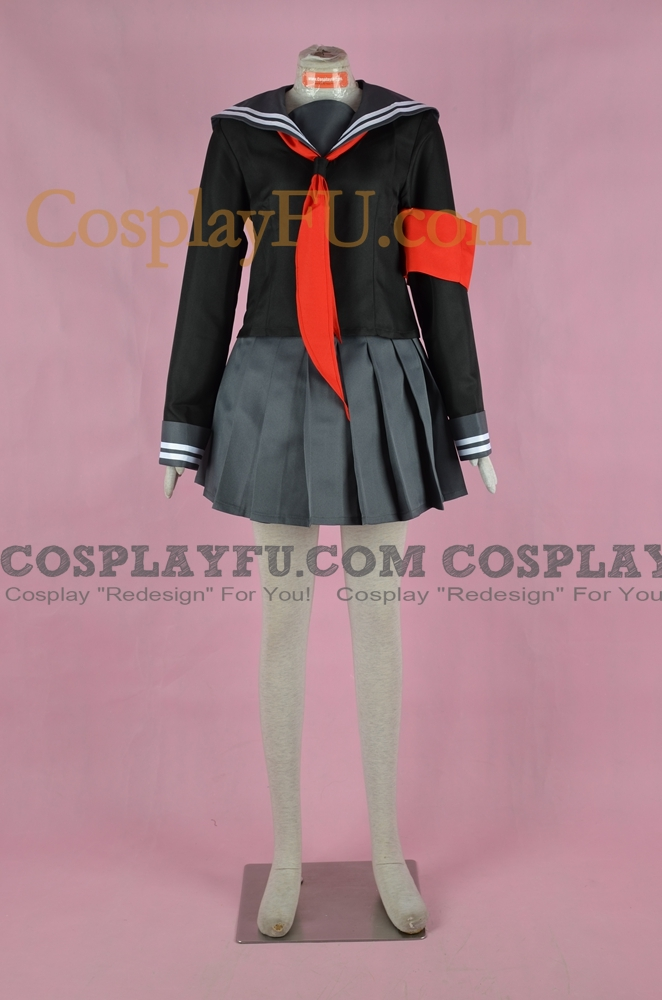 Peko Cosplay Costume from Danganronpa