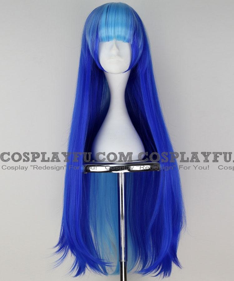 Petunia Wig (Blue) from Happy Tree Friends