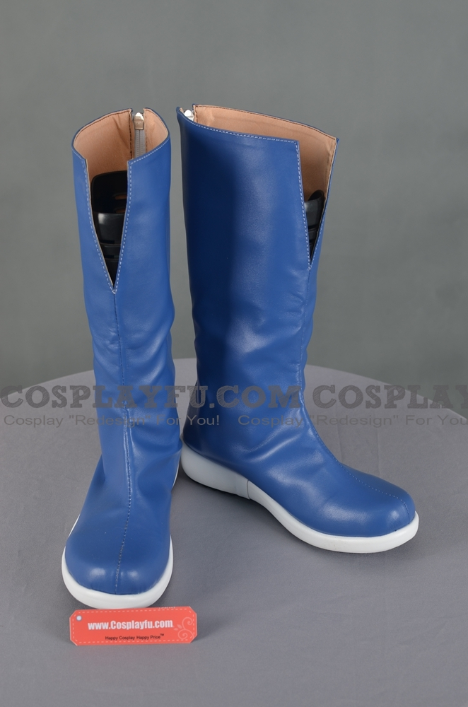 Pierre de Chaltier Shoes from Tales of Destiny