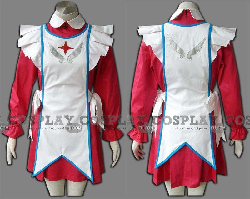 Erstin Cosplay Costume (101-031) from My Otome