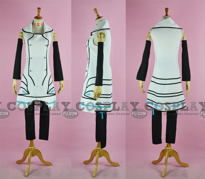 Piko Cosplay Costume from Vocaloid