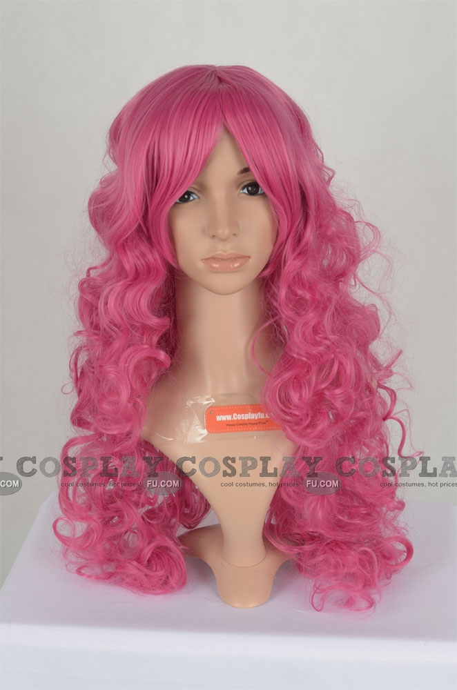 Cupcake wig from My Little Pony