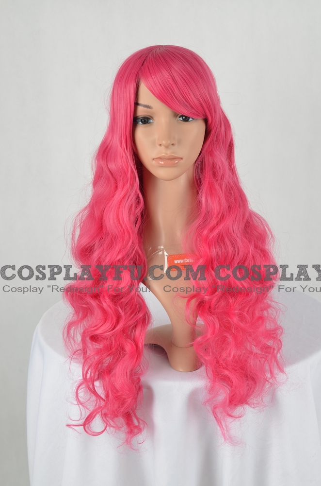 Yona wig from Yona of the Dawn