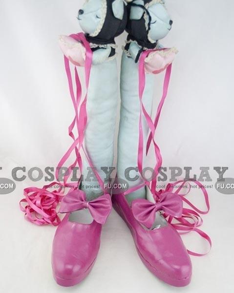 マイリトルポニー ピンキーパイ 靴 (B457)