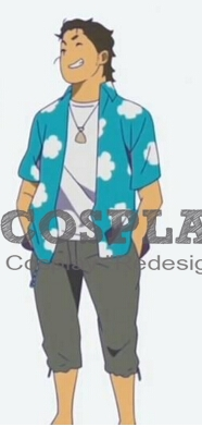 Ano hana Tetsudo Hisakawa Costume