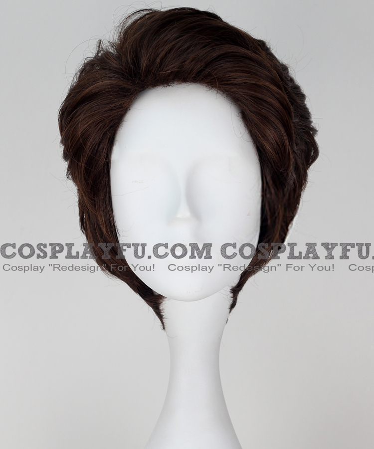 Prince Charming Wig from Cinderella 2015 film