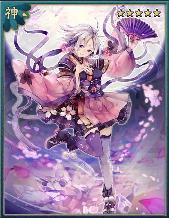 Ayakashi Ghost Guild Princess Konohanasakuya Disfraz