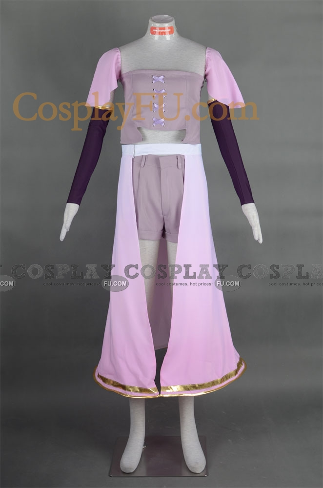 Custom Princess Zelda Cosplay Costume Hyrule Warriors
