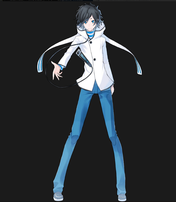 Protagonist Cosplay Costume (Devil Survivor 2) from Shin Megami Tensei