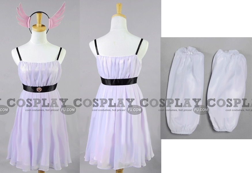 Q Cosplay Costume from C