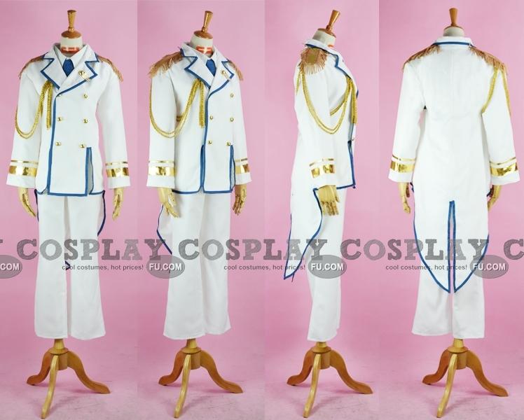 Quartet Night Uniform (Shinning All Star) from Uta no Prince-sama