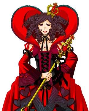 Queen Viviladi Cosplay Costume from Alice in the Country of Hearts