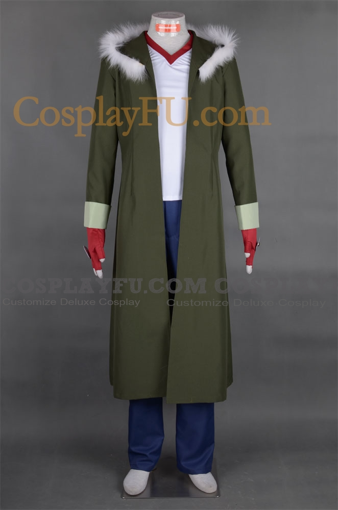 Lubbock Cosplay Costume from Akame ga Kill