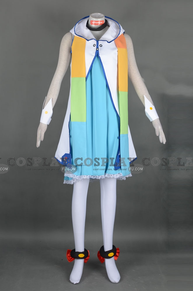 Rana Cosplay Costume from Vocaloid