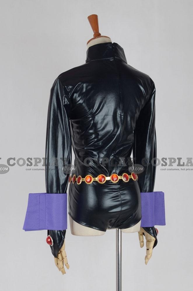 Custom Raven Cosplay Costume From Teen Titans - Cosplayfucom-6787