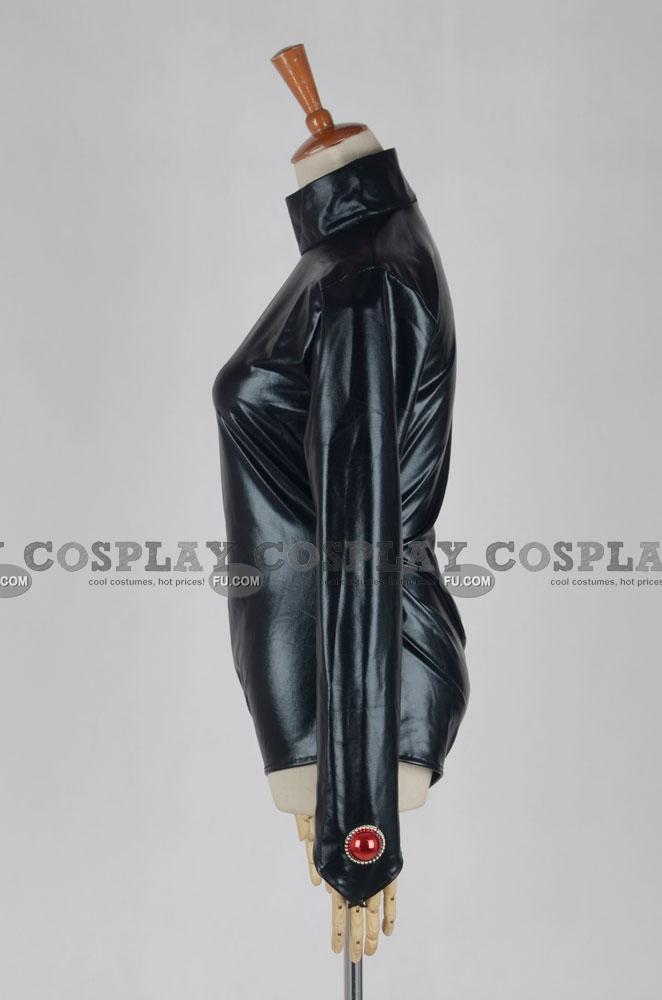 Custom Raven Cosplay Costume From Teen Titans - Cosplayfucom-5848