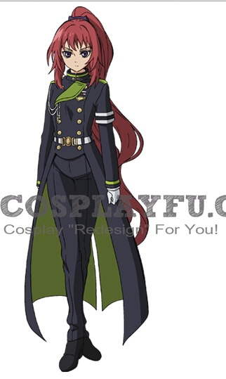 Mito Cosplay Costume from Seraph of the End