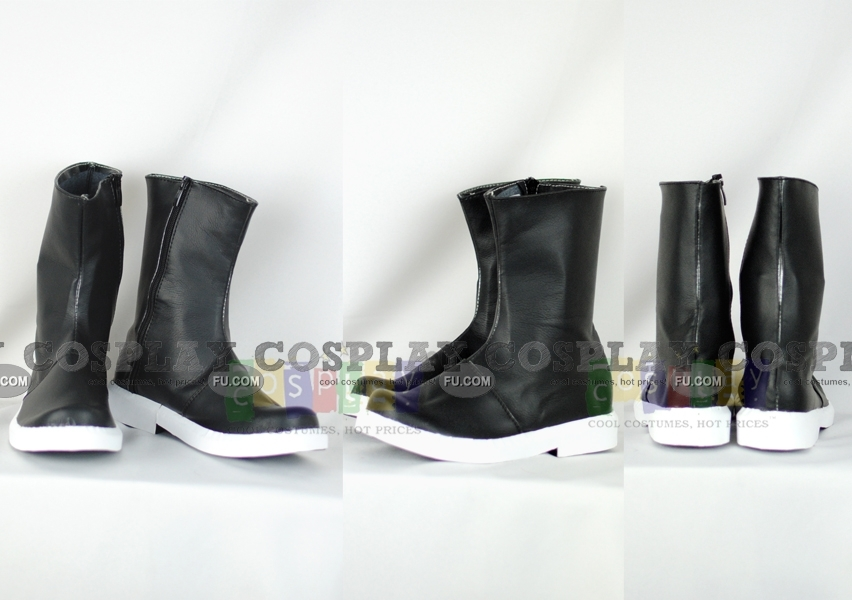 Raven Shoes from Pandora Hearts