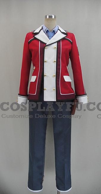 Rean Cosplay Costume from The Legend of Heroes Sen no Kiseki