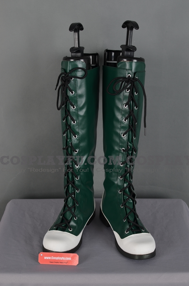 Rebecca Chambers Shoes from Resident Evil Zero