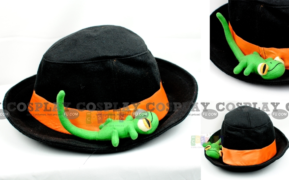 Reborn Hat from Katekyo Hitman Reborn