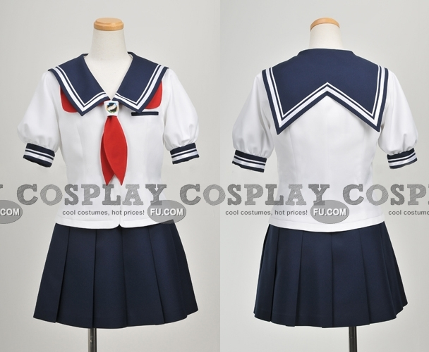 School Girl Uniform from Photo Kano Sweet Snap