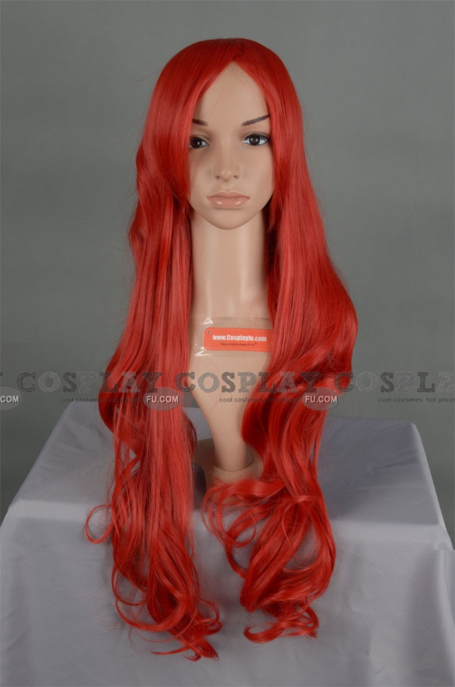 Starfire wig from Teen Titans