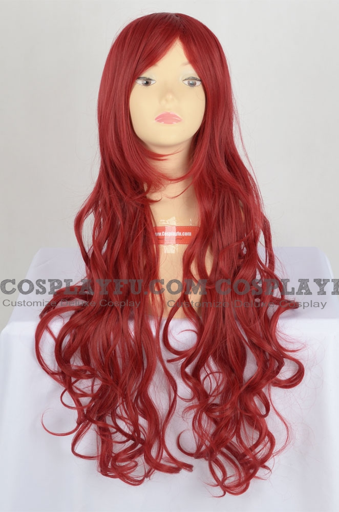 Batwoman wig from DC comics