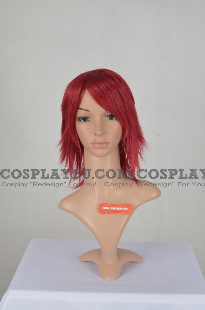 Red Wig (Medium,Spirit)