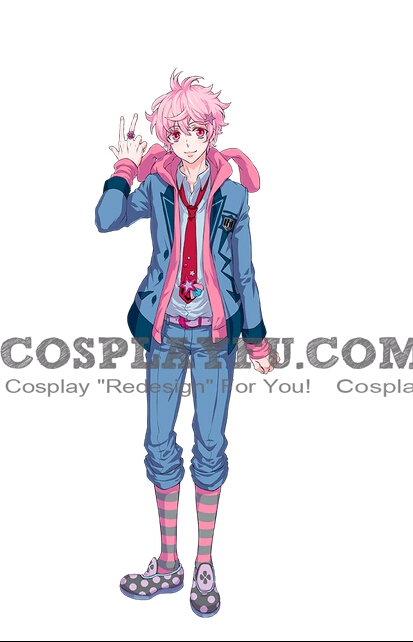 Rei Amoh Cosplay Costume from ROOTREXX