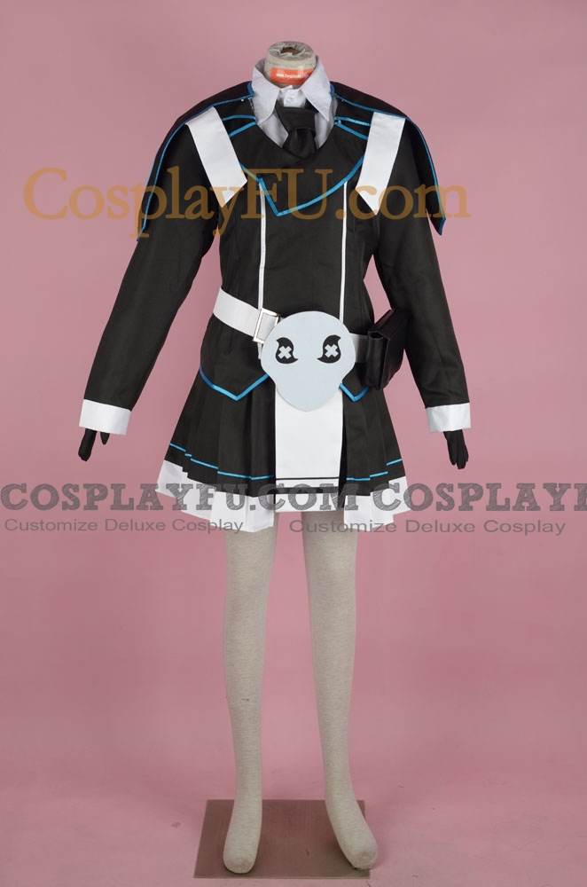 Rei Cosplay Costume from Hyperdimension Neptunia