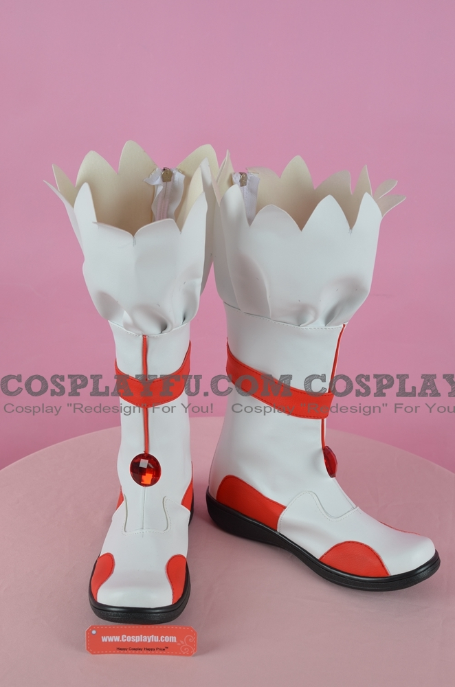 Reimu Shoes (C449) from Touhou Project