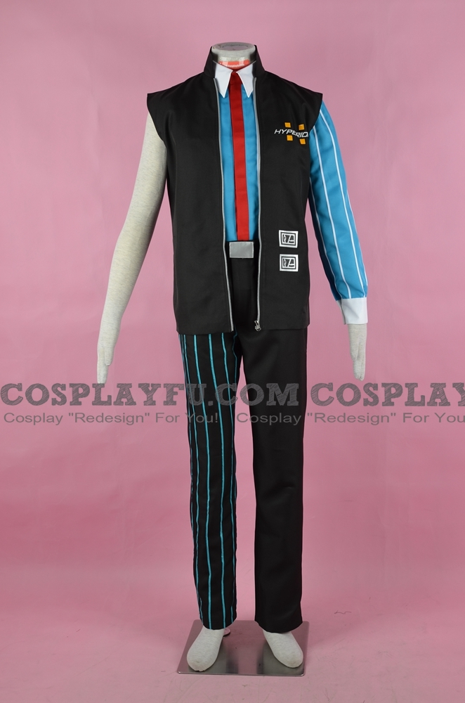Rhys Cosplay Costume from Tales from the Borderlands