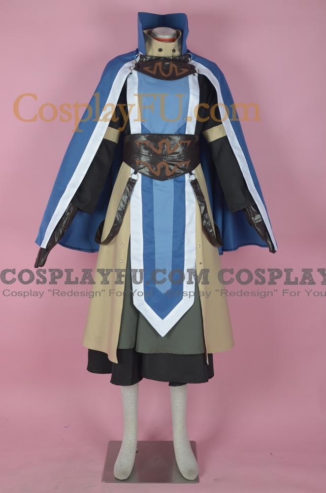 Ricken Cosplay Costume from Fire Emblem Awakening