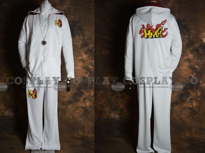 Rikio Cosplay Costume from K