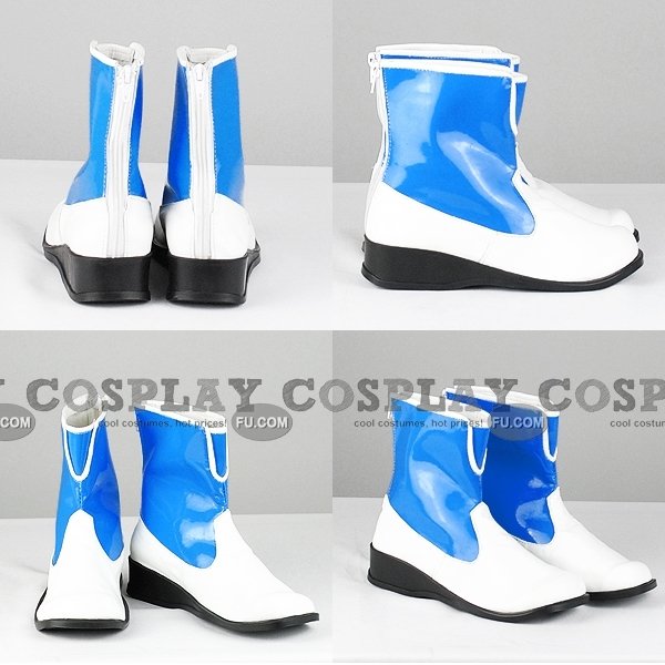 Rikku Shoes from Final Fantasy