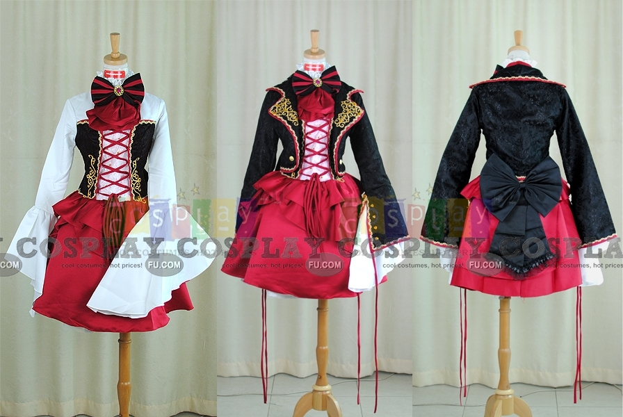 Rin Cosplay Costume (From the Sandplay Singing of the Dragon) from Vocaloid