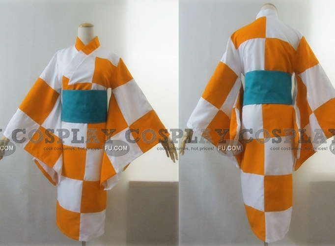 Rin Cosplay Costume from Inuyasha