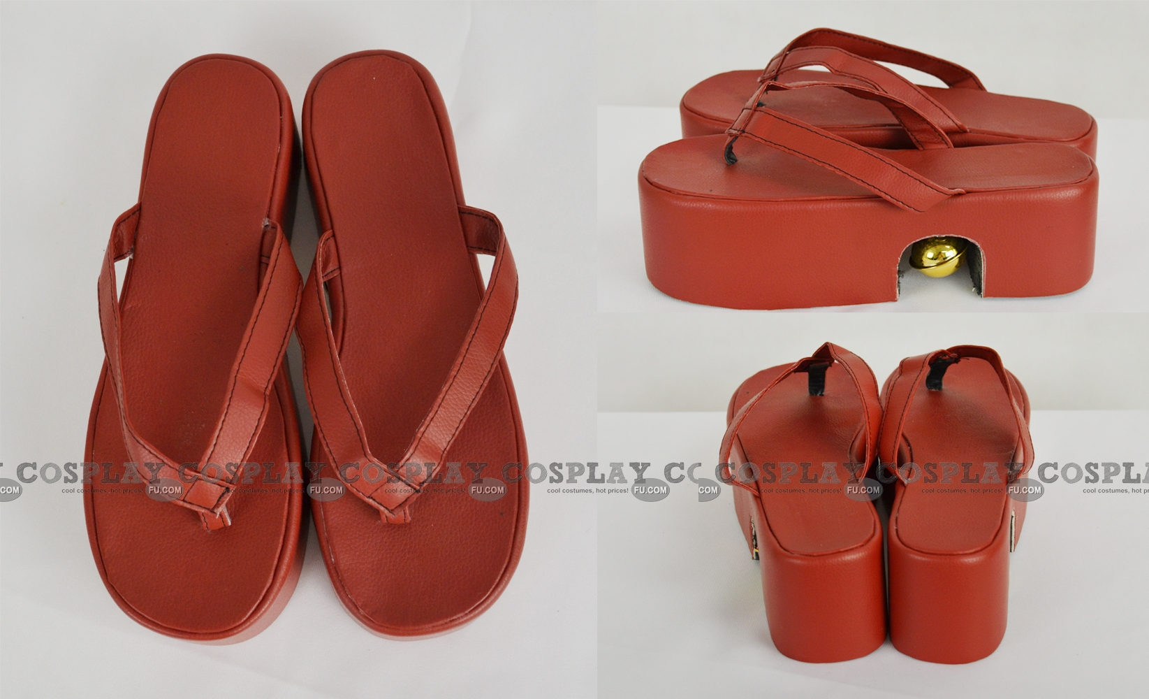 Rin Shoes (1167) from Vocaloid