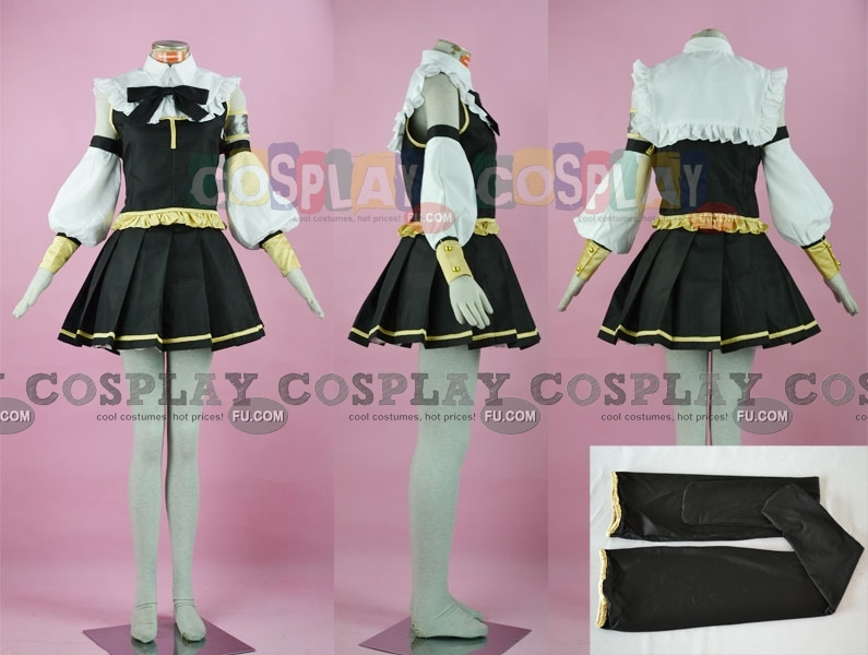 Ring Cosplay Costume from Vocaloid 3