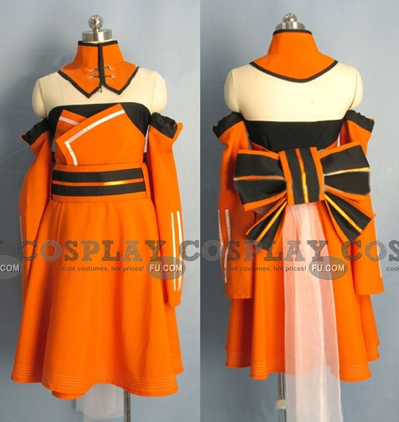 Riseha Cosplay Costume from Vocaloid