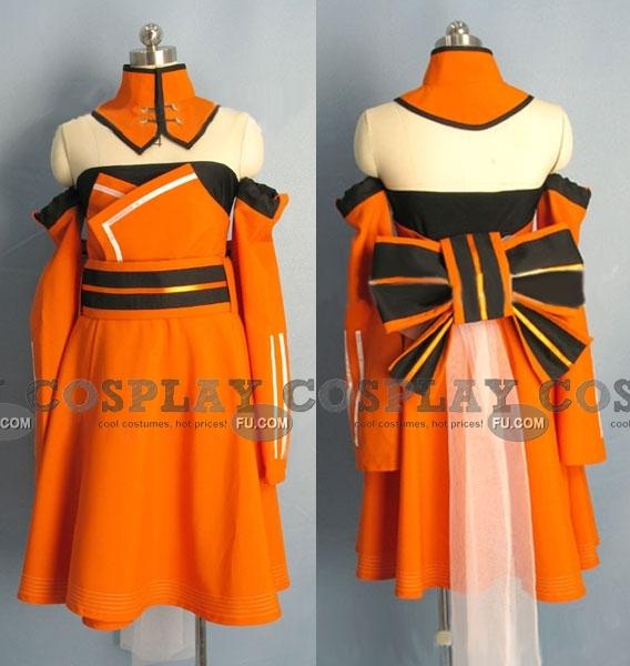 Vocaloid Riseha Costume