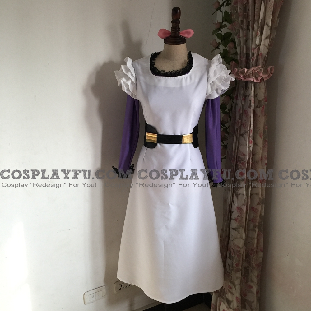 Rize Cosplay Costume from Tokyo Ghoul