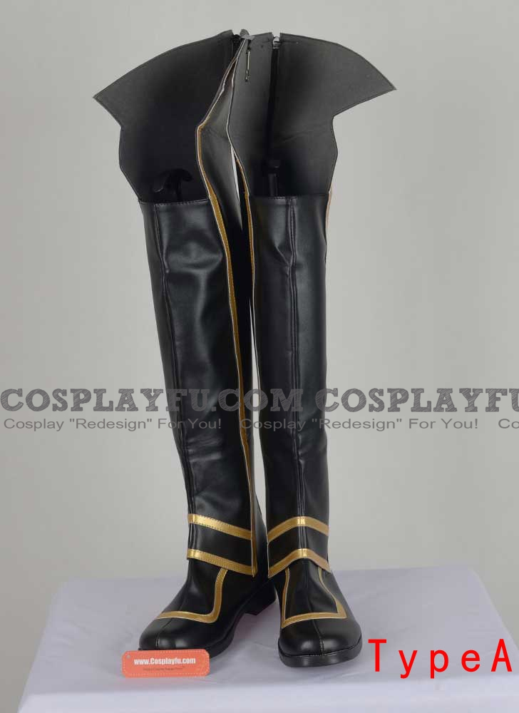 Awakening Robin Cosplay Shoes Boots Custom made cos New Fire Emblem