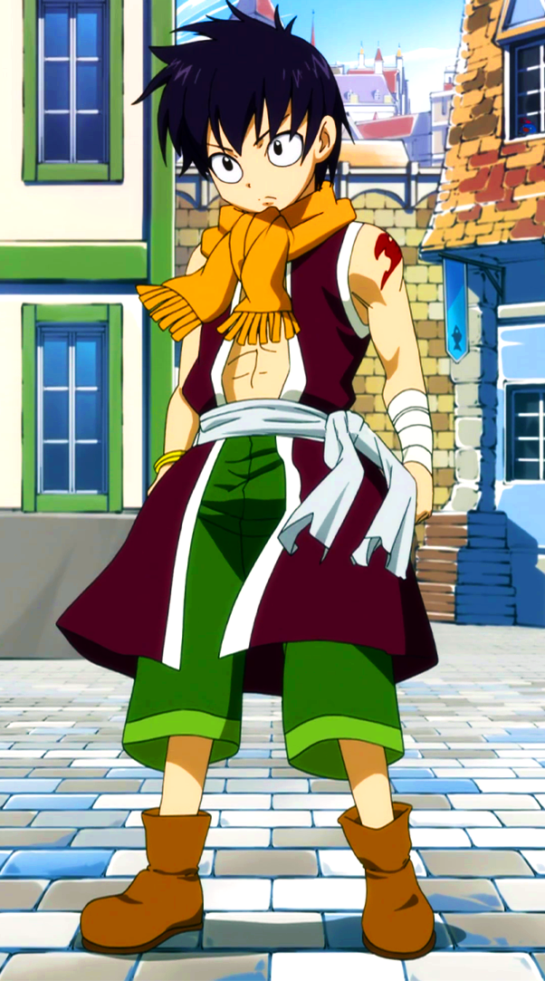Romeo Cosplay Costume from Fairy Tail