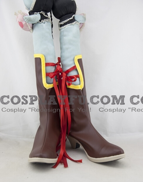 Rose Shoes (C771) from Tales of Zestiria