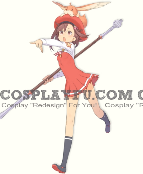Ruelly Cosplay Costume from Summon Night 5