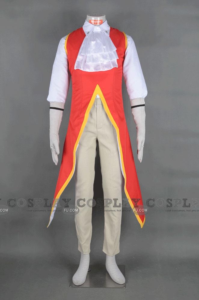 Fairy Tail Rufus Lore Costume